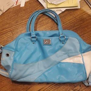 Lululemon Sky Blue Gym Bag